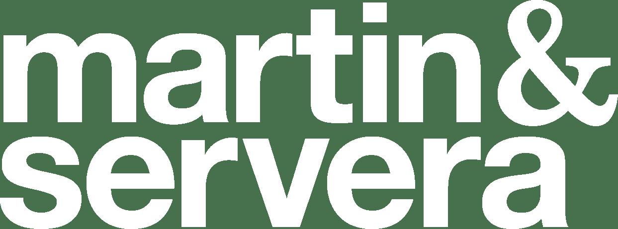 Martin & Servera logotyp