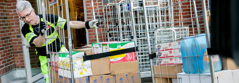 Rädda varor med utförsäljningslistan