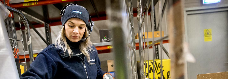 Leveransavisering och märkning – ny lösning för kunder med kommunal distributionscentral