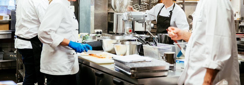 Krokoms kommun valde GastroMerit:  40 webbkurser för kockar och köksbiträden