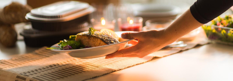 Norlandia Förskolor: Mat med smak