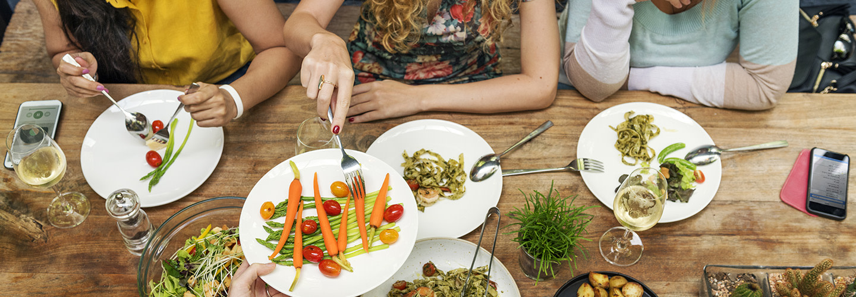 Stora skillnader i ungdomars matvanor
