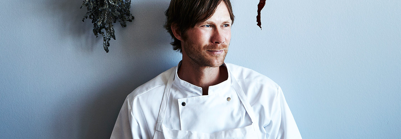 """Rasmus Kofoed: """"Min mat är en hyllning till grönsakerna"""""""