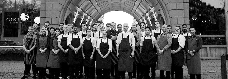 Klas Lindberg - restaurang Portal