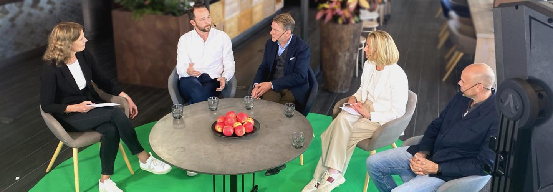 Webbinarium: Framtidens hållbara mat