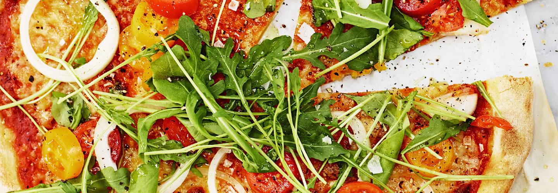 Pizza handlar om kärlek och fräscha råvaror