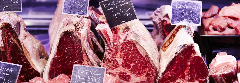 En mästare på kött med passion för bra råvaror