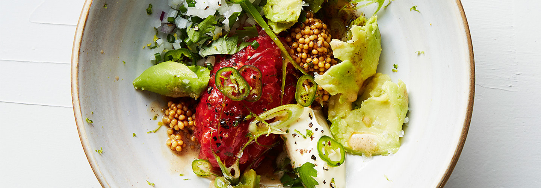 God mat att längta till är hjärtat på vegetariska Rutabaga