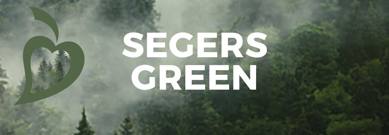Segers Green – nytt koncept för Segers miljösatsning