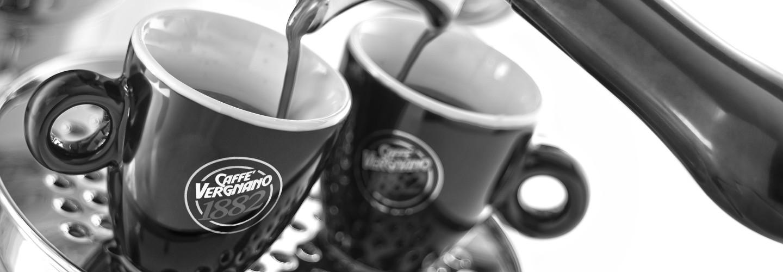 Caffé Vergnano - italienskt kaffe