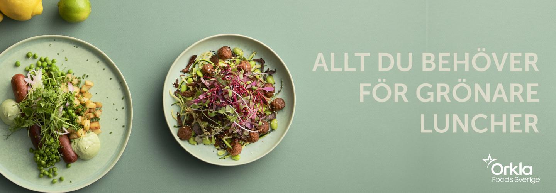 Allt du behöver för grönare luncher