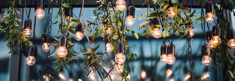 Stämningshöjande LED-ljus