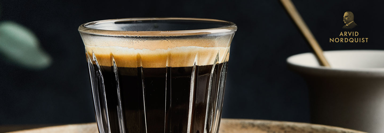 Välj en god espresso från Arvid Nordquist