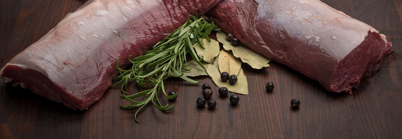 Hjort från Tvärskogs Vilt – huvudråvara under Culinary Olympics