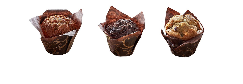 Nyhet! Härliga muffins till sommarfikat