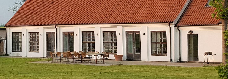 Gårdshotellet Örum 119: Gastronomisk destination på Österlen