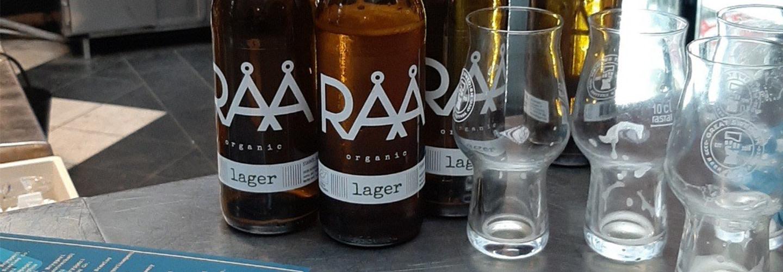 RÅÅ Bryggeri, Götaland