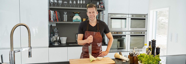 Mat och vin i kombination - Mattias Larsson