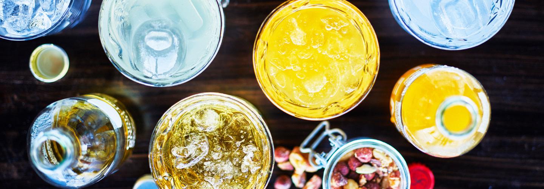 Goda drycker för alla tillfällen