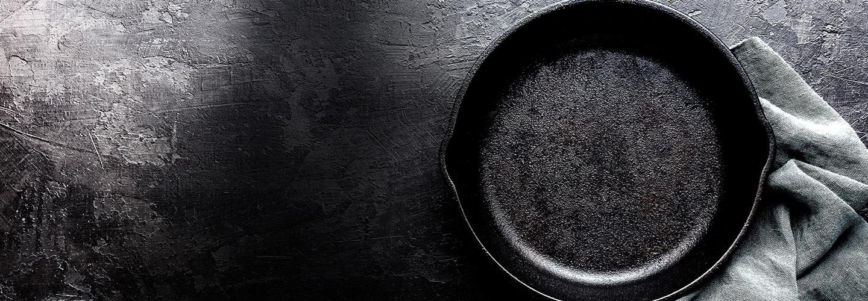 Gjutjärn - Kökets gamla trotjänare