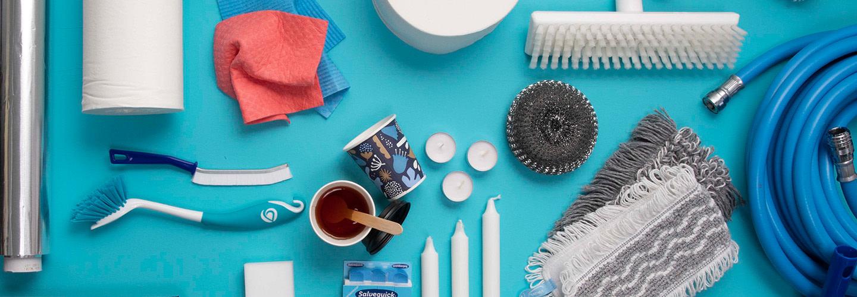 Diskteknik – vårt eget varumärke för disk, rengöring och tvätt
