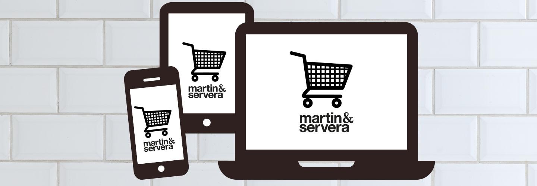 Martin & Serveras e-handel