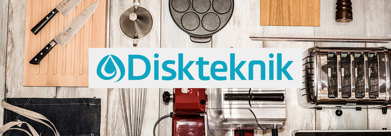 Diskteknik blir en del av Martin & Servera