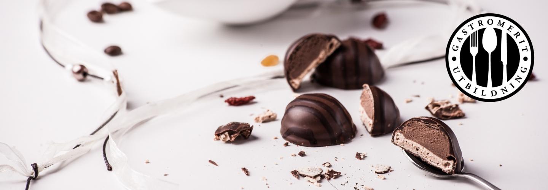 Choklad, tryfflar och dekorer
