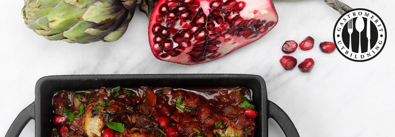 Vegetarisk mat från världens olika kök