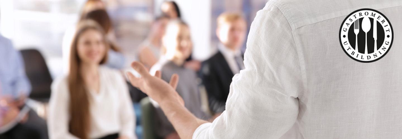 Nyhet! Grundläggande presentationsteknik