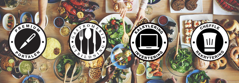 Vi förenklar vardagen för dig i restaurangbranschen