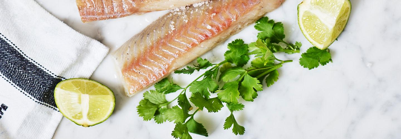 Vårt sortiment av MSC-märkta fisk- och skaldjur