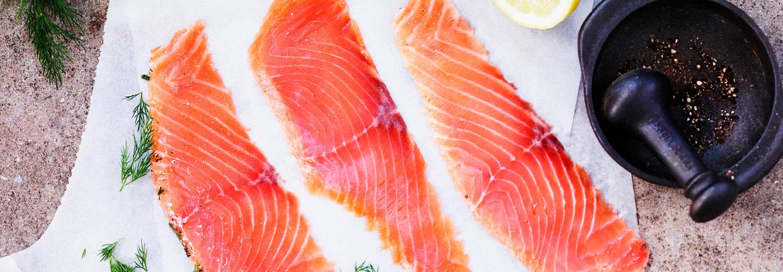 Färsk fisk hos Martin & Servera