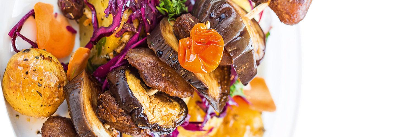Helt vegetariskt på Globala gymnasiet