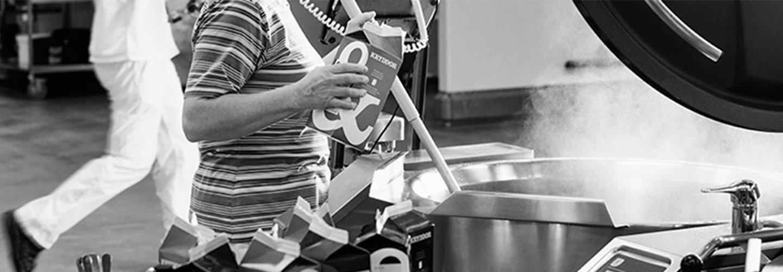 Ett engagerat arbete för minskat matsvinn på Sundsvalls sjukhus