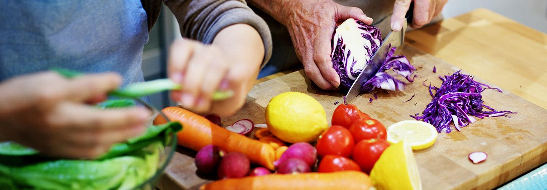 Skräddarsydd utbildning i vegetarisk matlagning för Örebro kommun