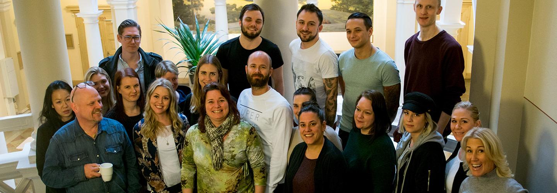 80 mellanchefer från Stureplansgruppen gick skräddarsydd utbildning hos GastroMerit
