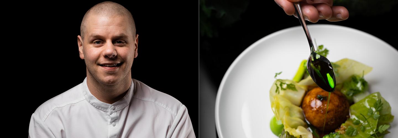 Anders Isaksson: Nu satsar jag på att vinna Årets Kock 2021