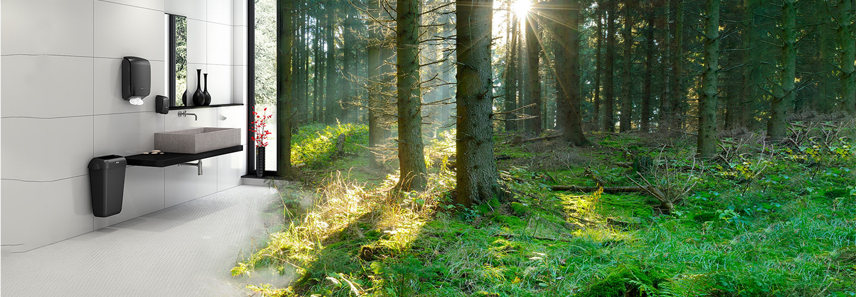 Ett rent skogsbruk för smutsiga utrymmen