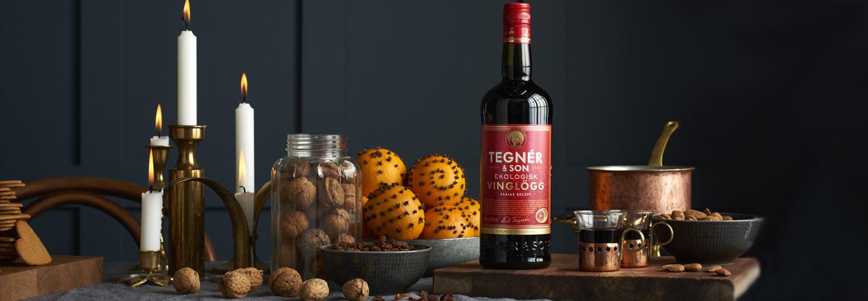 Julens glögg kommer från Tegnér & Son