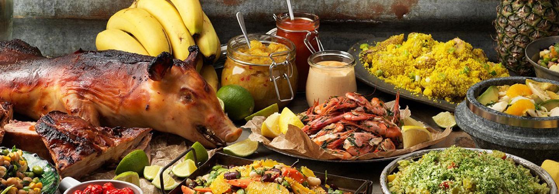 Taste the exotic Brazil