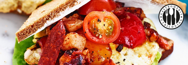 Cafémat – Skapa goda måltider utan tillgång till restaurangkök