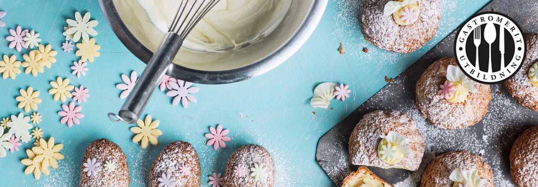 Kurs – Franska bakverk och tårtor
