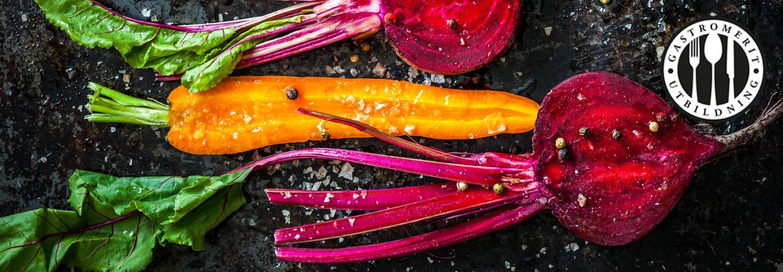 Kurs – Vegetarisk fine dining