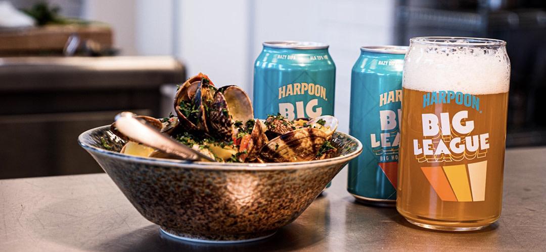 Harpoon Big League lanseras på samtliga Systembolag den 1 juni