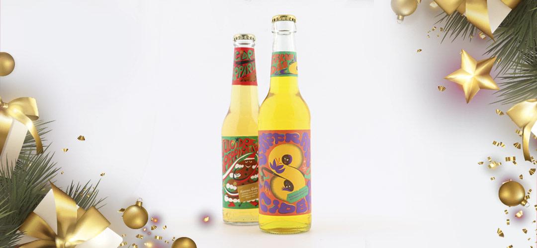 Ekologisk aperitif - Saffran Cider
