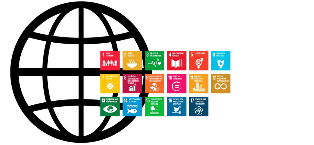 Agenda 2030 - Globala målen för hållbar utveckling