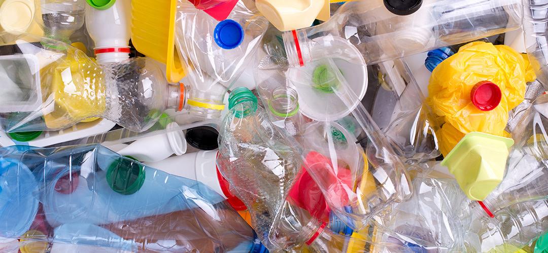 Vi minskar användningen av plast
