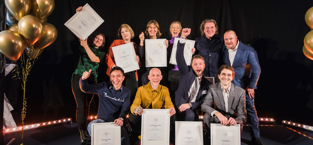 De vann Svenska gastronomipriset