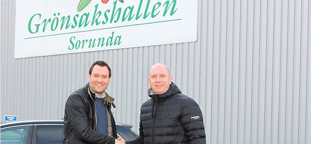 Grönsakshallen och Restauranghandel flyttar ihop i Göteborg